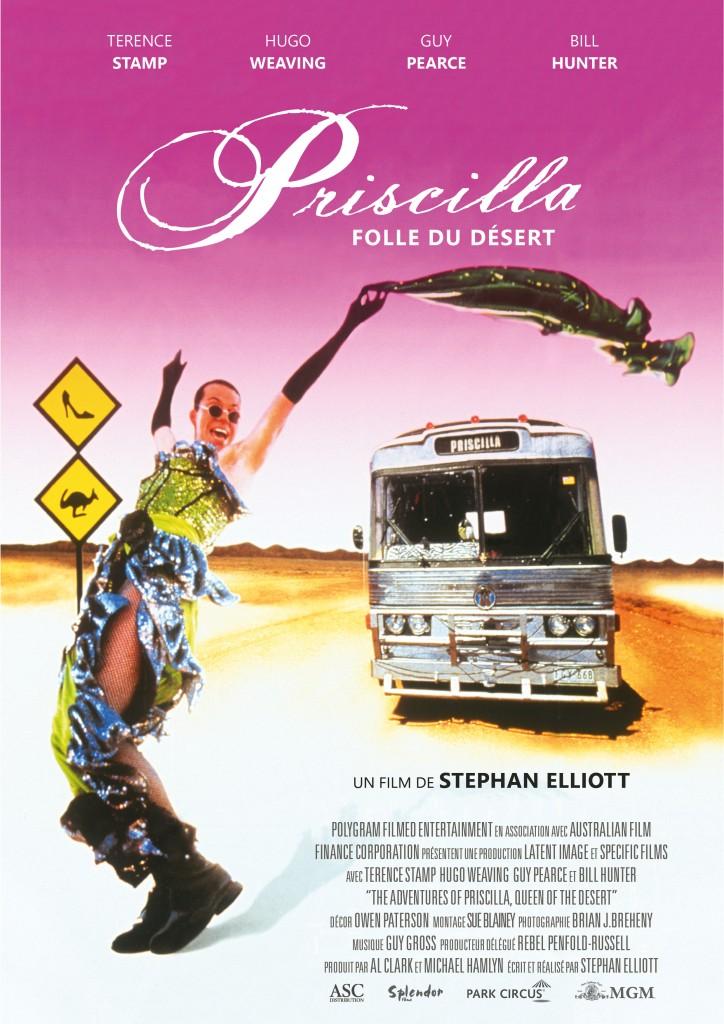 affiche Priscilla
